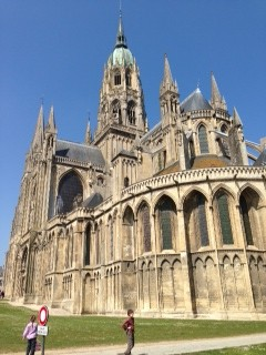Bayeauxcathederal