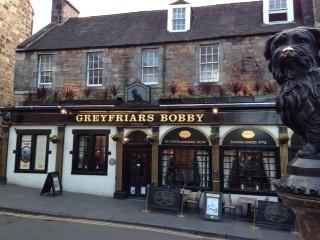 Blackfriars Bobby Pub