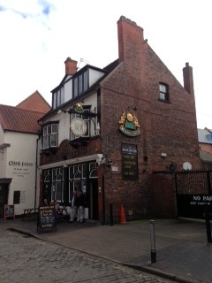 Old town hull