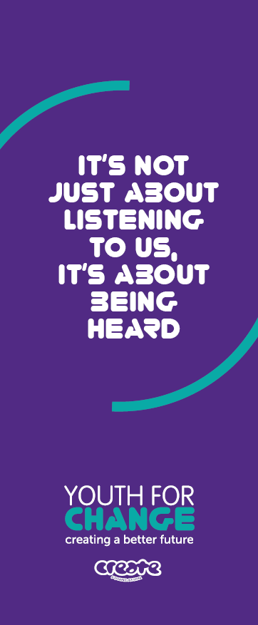 It's not just about listening to us