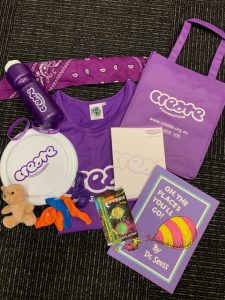 CREATE prize pack