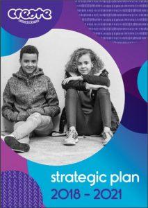 CREATE's Strategic Plan 2018-2021