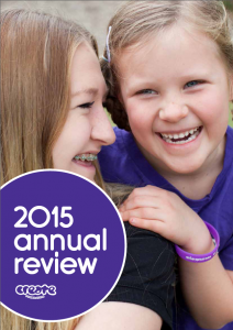 Annual Review 2015