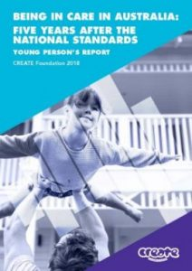 CREATE National Survey, 2018 Young Person Version
