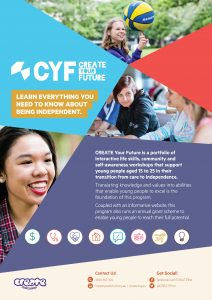 CYF Poster