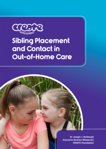 Sibling Placement in Out-of-home care