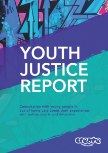 Youth Justice Report - Young Person Version