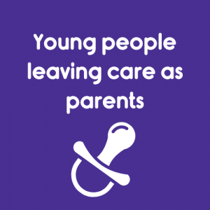 Young people leaving care as parents