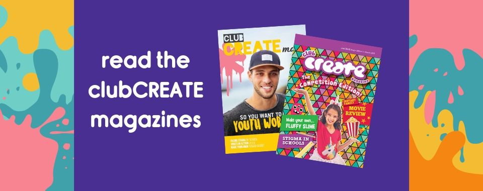 Read the December 2018 edition of our clubCREATE magazines