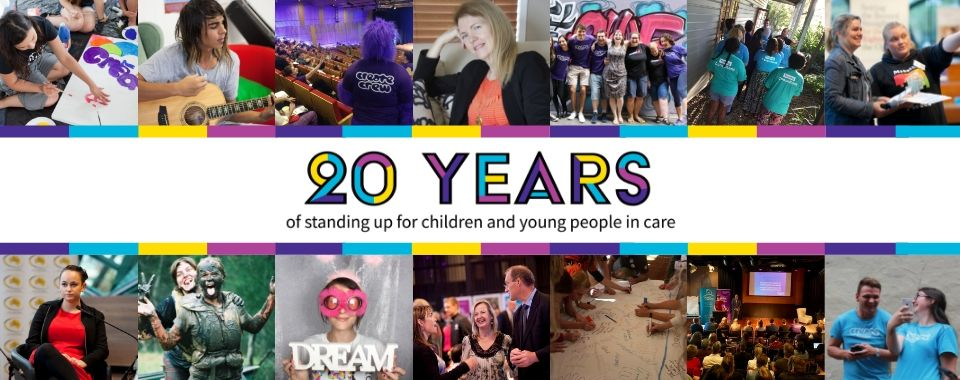 20 Years of Standing Up for Children and Young People in Care